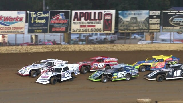 USMTS Heats Lake Ozark Speedway 8/21/20