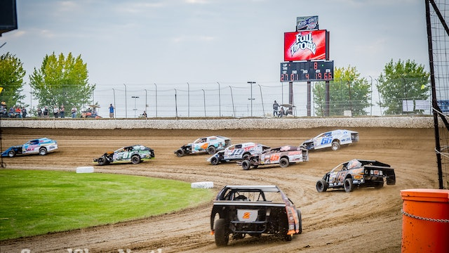 2018 Wissota Racing Season
