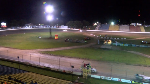 Wissota 100 Modified Heats I-94 Speedway 9/11/19