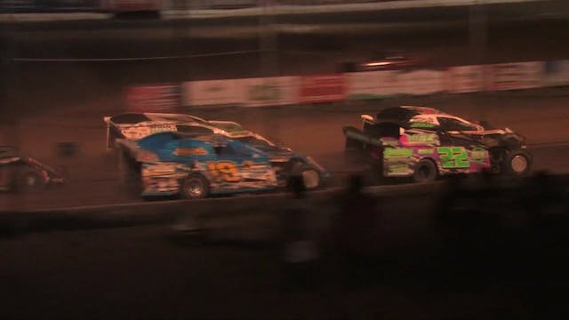 USMTS Granite City Speedway A Main 8/...