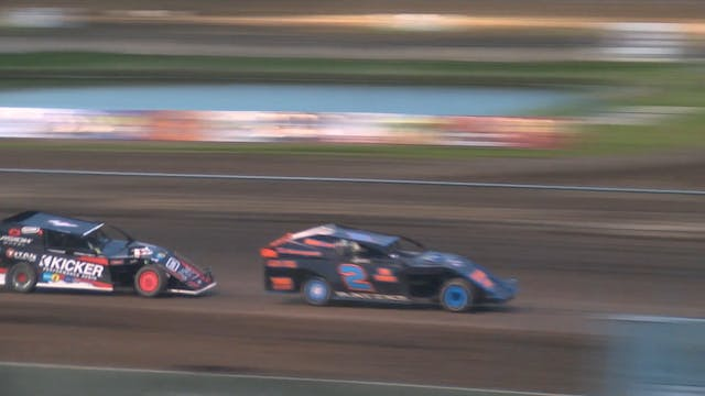 USRA Modified Heats Sports Park Racew...
