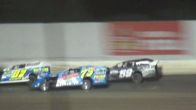 USRA Mod A-Main Lakeside Speedway 7/8/16