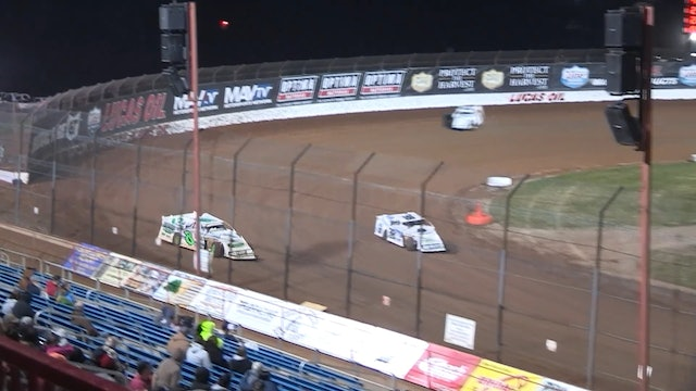 USRA Modified A-Main Lucas Oil Speedway 4/3/21