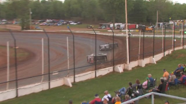 MARS Springfield Raceway Heats 5/10/14