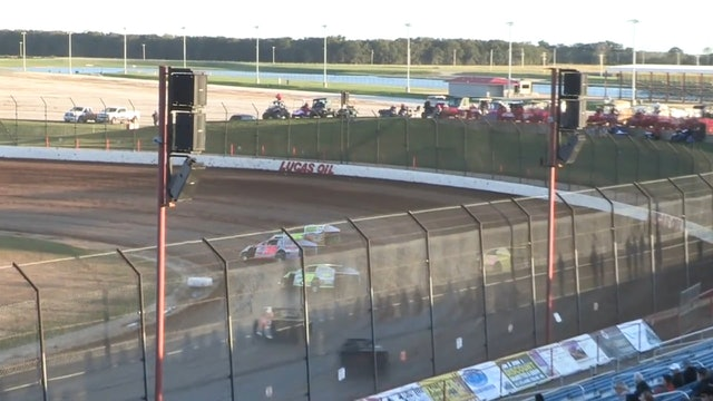 Clash of Champions USRA B-Mod Heat Session 1 Lucas Oil Speedway 10/12/19