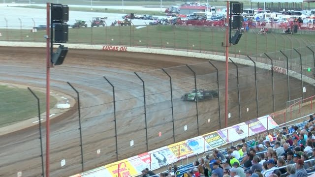 USMTS Heats Lucas Oil Speedway 8/4/18