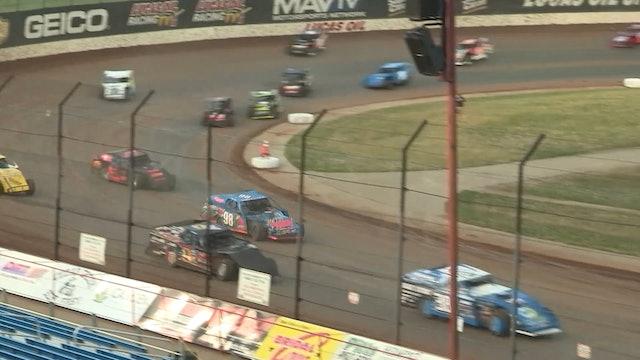 USRA B-Mod A-Main Lucas Oil Speedway 6/15/19