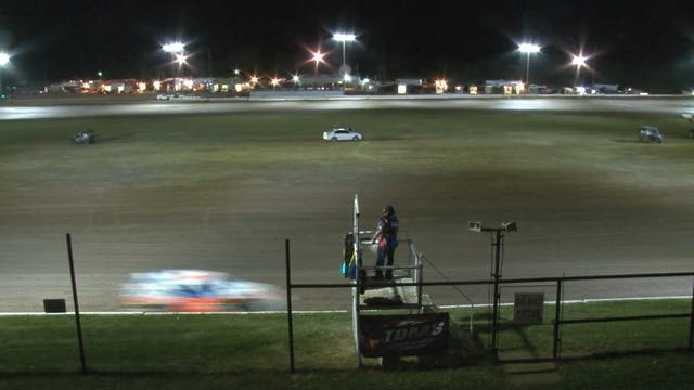 TOMS Heats Southern Oklahoma Speedway...