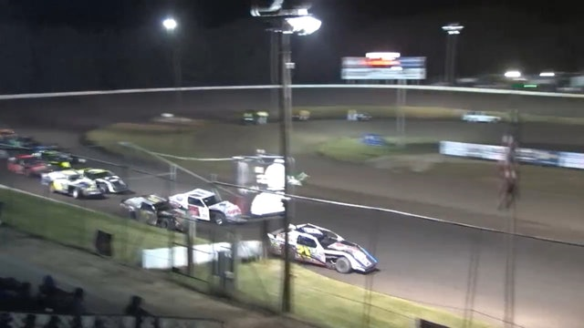 USRA B-Mod Nationals B Mains Mississippi Thunder Speedway 9/11/15