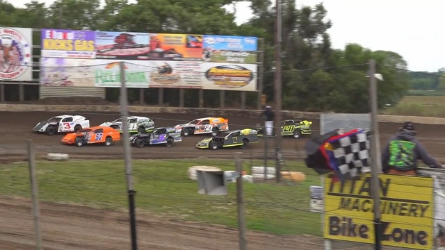 USMTS Heats Casino Speedway 8/25/19