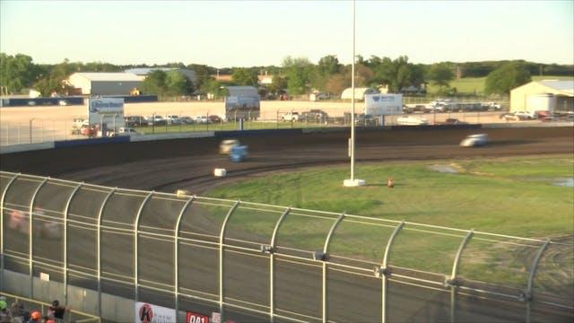 USMTS Heats at Longdale Speedway 4-27-19
