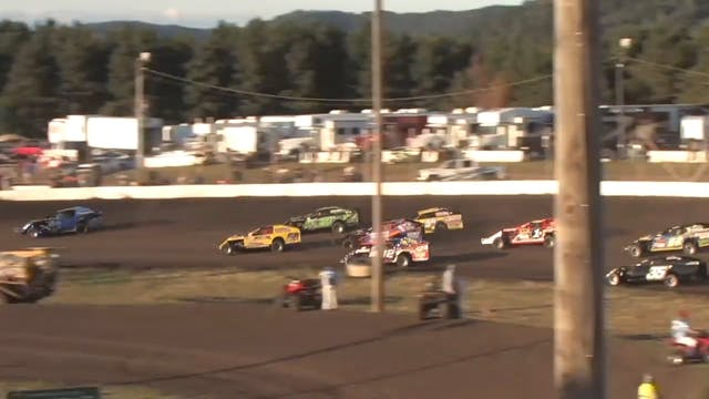 USRA B-Mod Nationals Heats Mississipp...