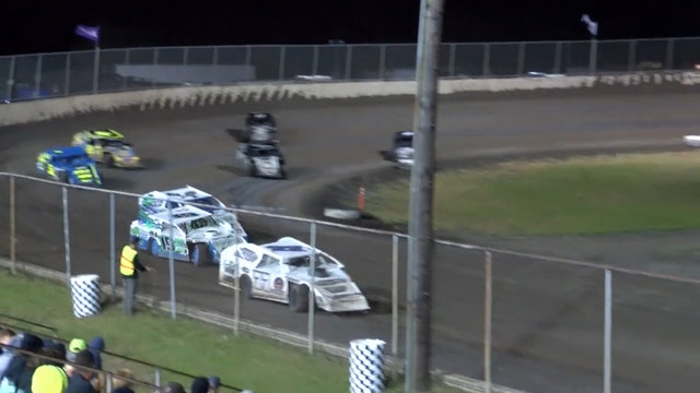 Mod Mania UMP Modified Qualifiers Tri City Speedway 9/27/18