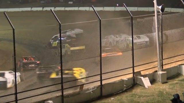 Springfield Raceway B-Mod A Main 3/18/17