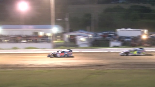 TOMS Heats Southern Oklahoma Speedway 6/4/16