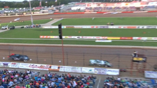 Diamond Nationals Heats Lucas Oil Speedway 7/16/16