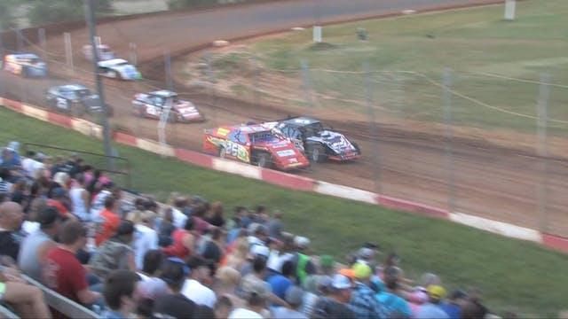 USMTS Heats Monett Speedway 8/9/15