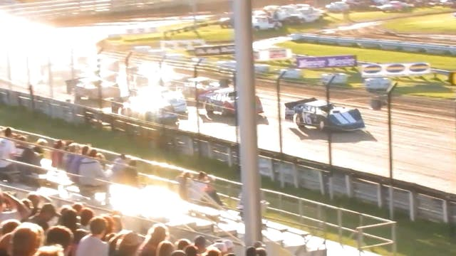 MLRA Heats Southern  Iowa Speedway 06...