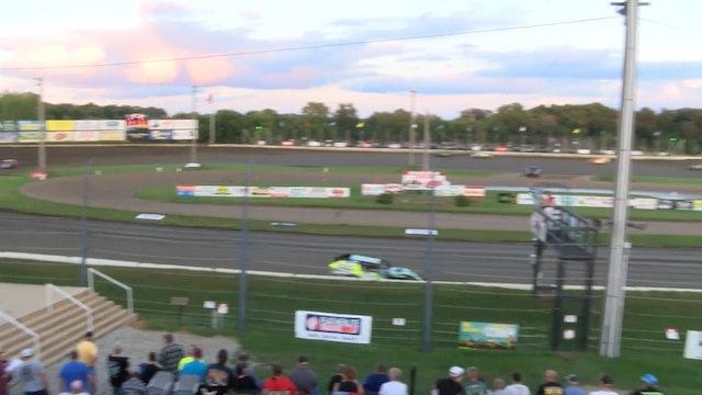 USRA B-Mod Heats Fall Jamboree Deer Creek Speedway 9/19/19