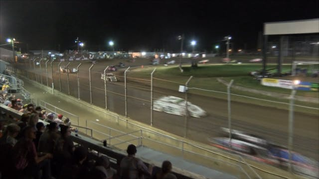 USMTS at Upper Iowa Speedway A Main 5...