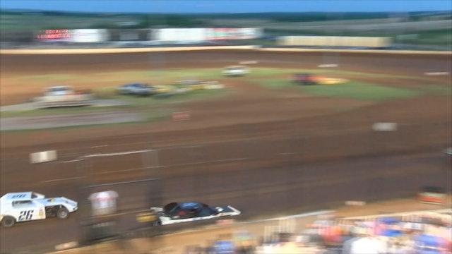 USRA Limited Mods Heats Monarch Motor Speedway 7/5/19