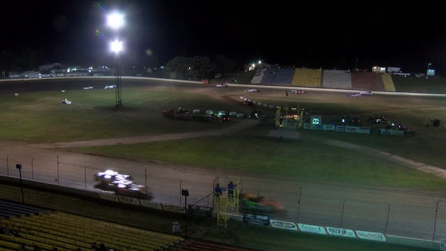 Wissota 100 Super Stock A-Main I-94 S...