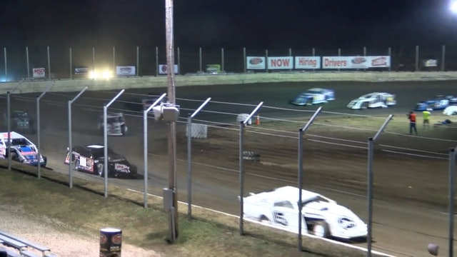 USMTS King of America Modified Heats 3/15/18