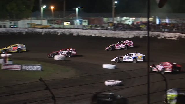 Prairie Dirt Classic Modified Qualifi...