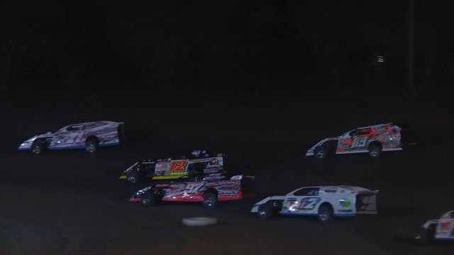USMTS Shady Oaks Speedway A Main 2/12/16