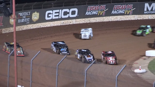 USRA Modified A-Main Lucas Oil Speedway 6/10/17