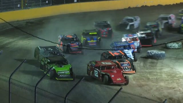 Ethanol Modified A-Main Berlin Racewa...