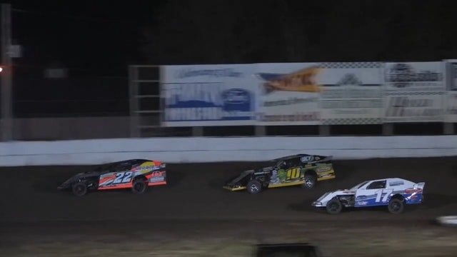 USRA Modified Heats Humboldt 3/12/16