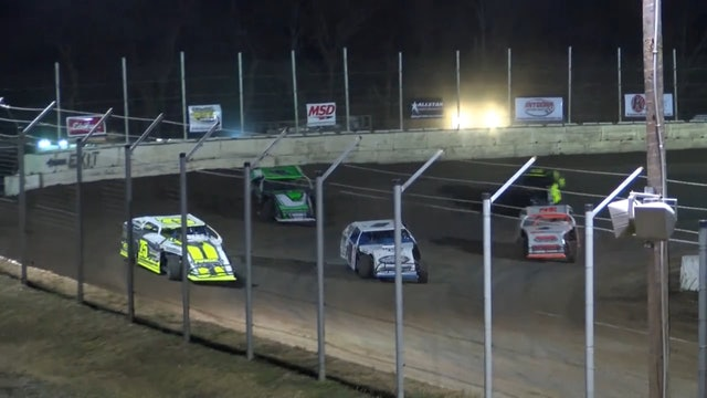 King of America B-Mod Heats 3/15/18