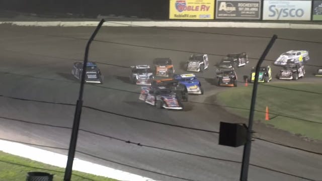USRA Modified A-Main Deer Creek 7/8/17
