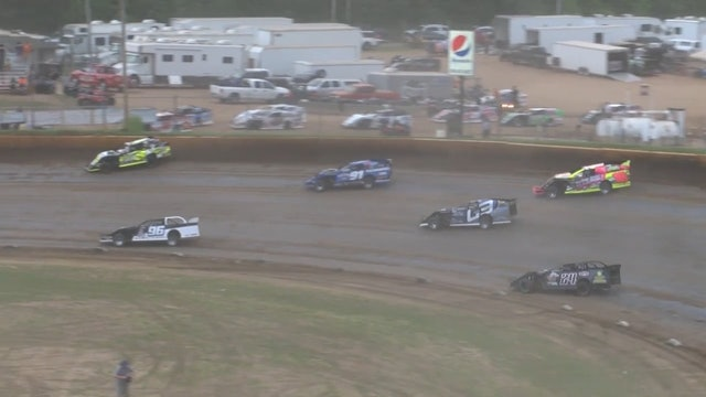 USMTS Modified Masters C-Main Cedar Lake Speedway 6/17/17