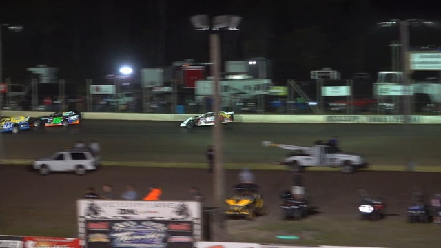 USMTS A-Main Mississippi Thunder Speedway 8/30/19