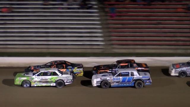 Wissota 100 Street Stock A-Main I-94 Speedway 9/15/18