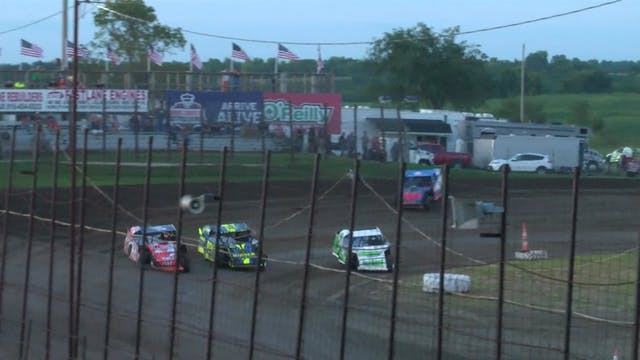 USMTS Heats I-35 Speedway 8/14/19