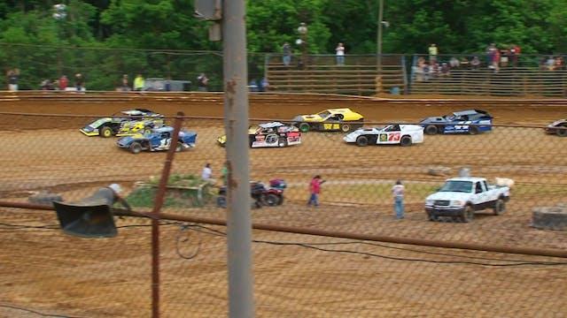 Mega Heats Tyler County Speedway 7/8/16