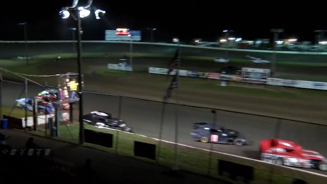 USRA B-Mod Nationals Heat Session 2 Missisippi Thunder Speedway 9/8/17