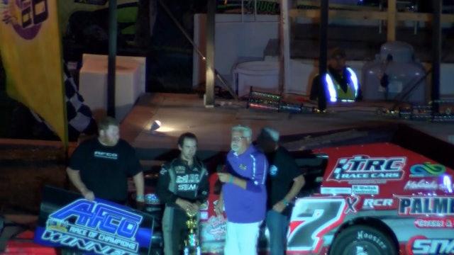 Wissota 100 Midwest Mod Race of Champions I-94 Speedway 9/13/18