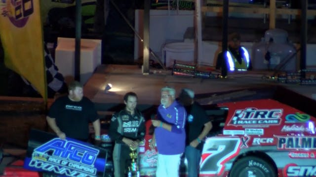 Wissota 100 Midwest Mod Race of Champ...