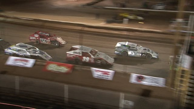 Wild West Shootout X-Mod A Main 1/5/19