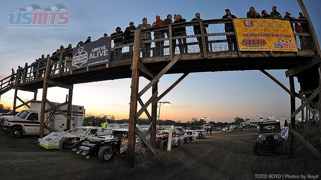 USMTS I-35 Speedway Stream Archive 8/14/19