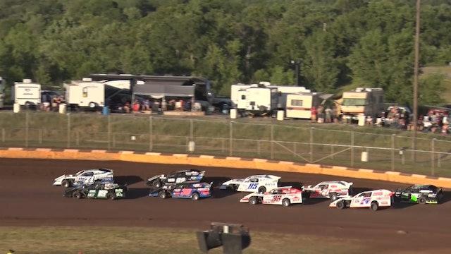 USMTS Heats Masters Cedar Lake Speedway 6/18/21
