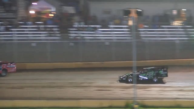 USMTS A-Main Cedar Lake Speedway 6/14/18