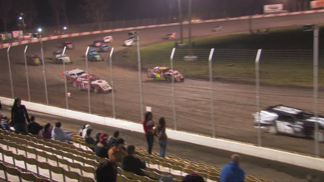USRA A-Mods @ Lakeside Speedway 05/10...
