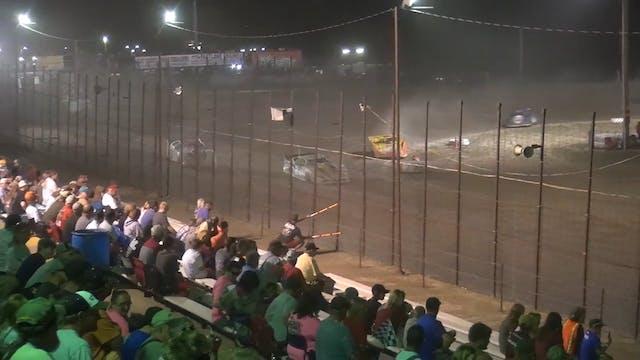 SLMR A-Main I-35 Speedway 7/29/17