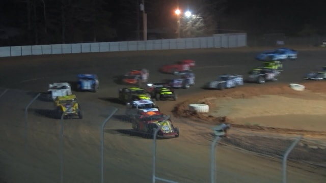 Ark-La-Tex Speedway Limited Mod A Main 2/25/16