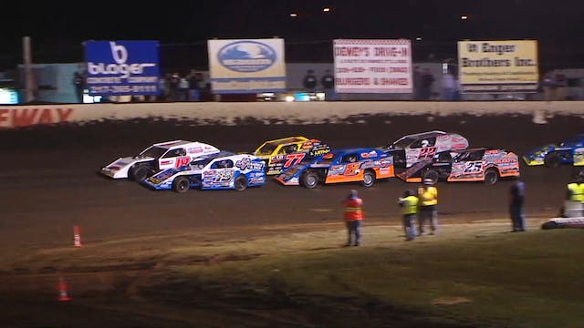 UMP Mod A-Main Farmer City 4/6/19